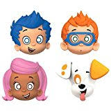 Bubble Guppies Cake Toppers by Amazon Com Nickelodeon Bubble Guppies Deluxe Figure Set Of 10