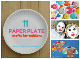 Paper Arts And Crafts For Preschoolers Toddler Craft Ideas Plates Best Preschool Bea On Simple
