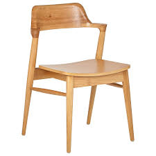 Amazon.com - Rivet Mid-Century Modern Wood Dining Chair, 30