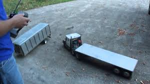 100 Gas Powered Rc Trucks For Sale NITRO SEMI TRUCK FOR SALE YouTube