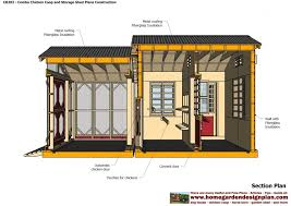 8 X 10 Gambrel Shed Plans by 12x16 Shed Plans With Porch Combo Chicken Coop Construction Garden