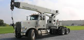 National Crane Develops Tractor-mounted Boom Truck | Industrial ...