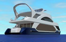100 House Boat Designs Desert Shore Boats New Luxury Boat From Desert Shore