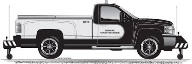 100 Railroad Truck Wishful Thinking Work 8Lug Diesel Magazine