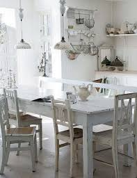 Shabby Chic Dining Room Table And Chairs by 85 Cool Shabby Chic Decorating Ideas Shelterness