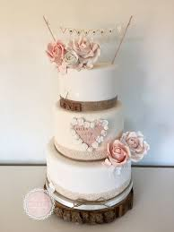 Rustic Wedding Cakes Blue Weddings Cake Ideas Cooking Baking Center Cuisine Koken Country