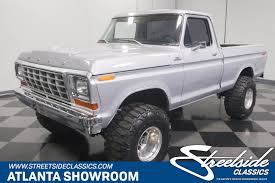 100 79 Ford Truck For Sale 19 F150 4x4 For Sale 76243 MCG