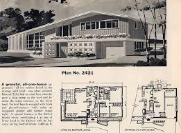 The Retro Home Plans by Interesting Retro House Plans Contemporary Best Idea Home Design