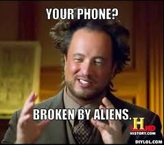 BROKEN PHONE MEMES image memes at relatably