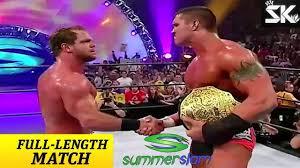 Halloween Havoc 1998 Scott Keith by Wwe Summerslam 2004 Randy Orton Wins His First Championship En
