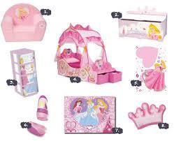 deco chambre princesse disney idée decoration chambre fille princesse disney