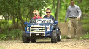 Ford Unveils 2015 F-150 Power Wheels - YouTube Power Wheels Ford F150 Extreme Sport Unboxing New 2015 Model Amazoncom Truck Toys Games Will Make You Want To Be A Kid Again 2017 Indepth Review Car And Driver We The The Best Trucker Gift Fx4 Firstrateautos Youtube 6v Battery Toy Rideon My First Craftsman Four Little F150s Can Hold Real Big F Holiday Pick