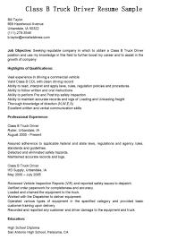 26 Simple Truck Driver Resume Objective Sk O129088 Samples Rh Ukipbranch Org Waste Management