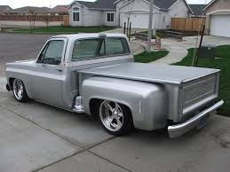 100 Stepside Trucks 1987 Chevy The 1947 Present Chevrolet GMC