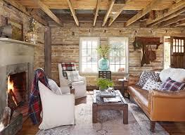Log Home Interior Decorating Ideas 25 Rustic Living Room Ideas Modern Rustic Living Room