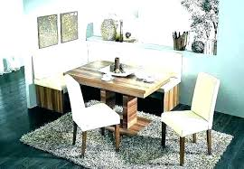 6 Piece Kitchen Nook Dining Set Breakfast And 4 Chairs Tables