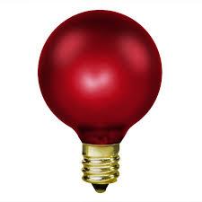 15w ruby g16 5 candelabra bulb
