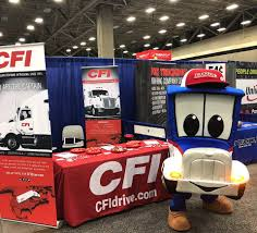 We Drive CFI - Safety Sammy Stopped By Our Booth #2727 At... | Facebook Conway Truckload Commodity Forwarders Inc Global Perishable Goods Transport Service Cfi Waa Trucking Professional Truck Driver Institute Home Recognized With Multiple Awards Pays Over The Road Truckers Extra Cpm For Experience The Worlds Best Photos Of Cfi And Truck Flickr Hive Mind Xpo Logistics An Official Carolina Panthers Partner Contract Freighters Rays Pictures From Us 30 Updated 322018 Wraps Trucks To Support Military Women Drivers Koam Tv 7