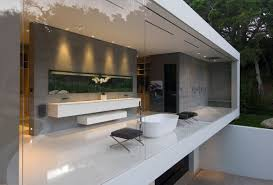 The Ultramodern Glass Pavilion By Steve Hermann - CAANdesign ... Pavilion Outdoor Living Patio By Stratco Architectural Design Colors To Paint Your House Exterior And Outer Colour For Designs Floor Plansthe Importance Of Staggering Ultra Modern Home 22 Neoteric Inspiration Minimalist Round House Design A Dog Friendly Home 123dv Architecture Beast Pool Plans Image Excellent At Ideas Gallery Of The Tal Goldsmith Fish Studio 8 Small Then Planskill New Homes Webbkyrkancom Latemore Fennelhiggs Extension Backyard Awesome Photo Adaptmodular