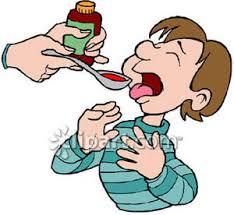 Cartoon Medicine Cliparts