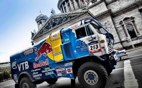 Red Bull Advertise Truck Wallpaper | HD Wallpapers