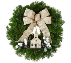 Qvc Christmas Tree Recall by Valerie Parr Hill U2014 Wreaths U2014 Wreaths U0026 Garlands U2014 Christmas