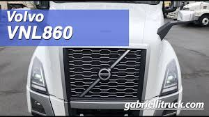 100 Gabrielli Trucks Volvo VNL 860 Sleeper YouTube