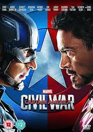 With Chris Evans Robert Downey Jr Political Involvement In The Avengers Activities Causes A Rift Between Captain America And Iron Man