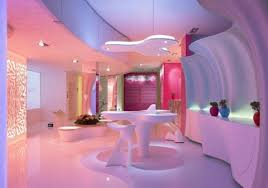 Beautiful Decorating Living Room Interior Design Concept By Karim Rashid