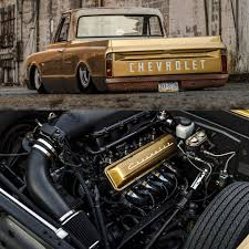 100 Chevy Truck Performance JET On Twitter Gold Dusted Zummy