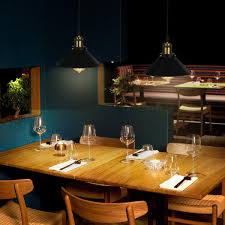 restaurant wohnzimmer gigalumi industriele industrielle
