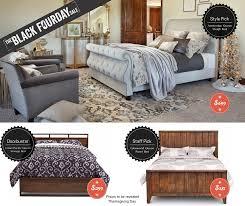4 days of black friday savings at furniture row front door
