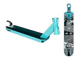 Lucky Scooter 2017 Prospect Pro Teal Kick Scooters