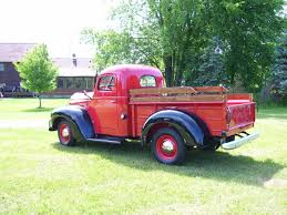 99 Vintage International Harvester Truck Parts Hemmings Find Of The Day 1949 KB1 Hemmings Daily