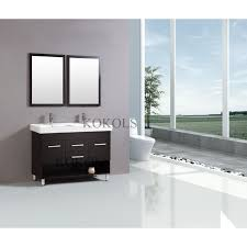 48 Inch Double Sink Vanity White by Extraordinary Decorating Ideas With 48 Double Sink Bathroom Vanity