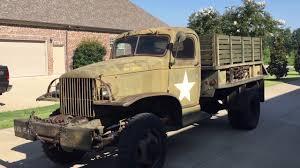 1942 G506 Chevrolet 1.5 Ton Truck - YouTube