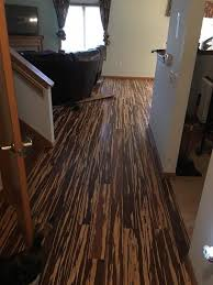 home decorators collection strand woven honey tigerstripe 3 8 in