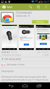 Technology Setting Up Chromecast on iPhone or iPad