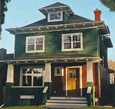 American Craftsman Style Homes Pictures by 149 Best American Four Sq Images On Foursquare House