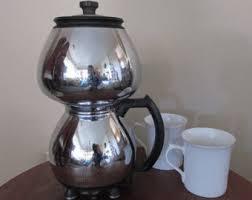 Vintage Sunbeam Double Bubble Electric Coffee Pot