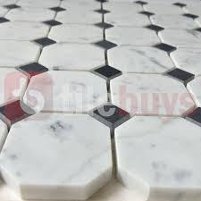 Carrara Marble Tile 12x12 by 14 Best Carrara Marble 12x12