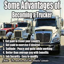 Advantages Of Becoming A Truck Driver Wa State Licensed Trucking School Cdl Traing Program Burlington Why Veriha Benefits Of Truck Driving Jobs With Companies That Pay For Cdl In Tn Best Texas Custom Diesel Drivers And Testing In Omaha Schneider Reimbursement Paid Otr Whever You Are Is Home Cr England Choosing The Paying Company To Work Youtube Class A Safety 1800trucker 4 Reasons Consider For 2018 Dallas At Stevens Transportbecome A Driver