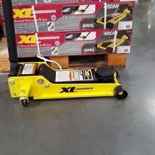 Trolley Jack Vs Floor Jack by Costco Arcan Steel Floor Jack 2t Low Profile 174 99