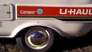 100 Uhaul Truck Rental Jacksonville Fl UHaul UHaul CT13 Original Camper Trailer For Sale 1 YouTube