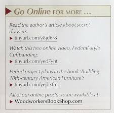the new popular woodworking magazine the wood whisperer