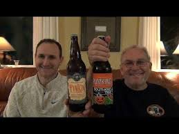 Southern Tier Pumking 2017 by Rum Barrel Aged Pumking Southern Tier Brewing Beer Review 585