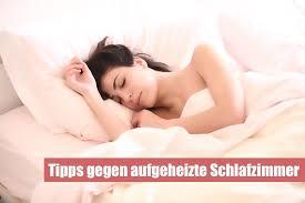 tipps gegen die hitze im schlafzimmer der schweiß
