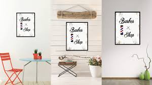 Barber Shop Design Ideas by Barber Shop Inspirational Motivation Quote Saying Canvas Print