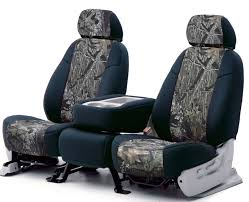 Coverking Custom Seat Covers Materials