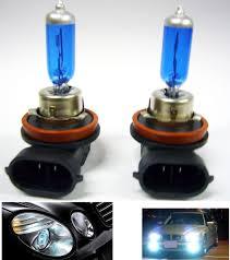 7500k h11 xenon halogen automotive headlight bulbs